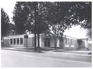 Library in 1963